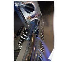 Skyscraper. Poster