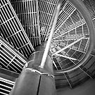 spiralling by Bruce  Dickson
