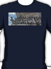 Monument To The Discoveries, Lisbon T-Shirt