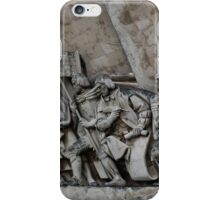 Monument To The Discoveries, Lisbon iPhone Case/Skin