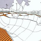 five dock skatepark by Lew Keilar