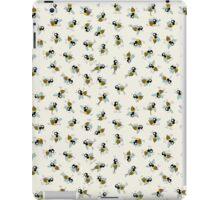 Dancing bee iPad Case/Skin