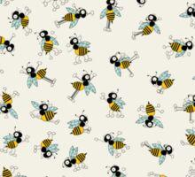 Dancing bee Sticker