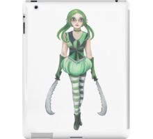 Swords of Club iPad Case/Skin