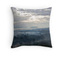 Kenyan Dawn Throw Pillow