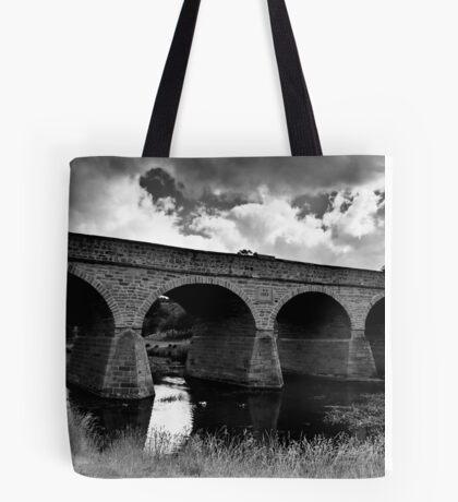 Historic Bridge Tote Bag