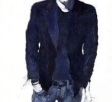 Jazz Rock John Mayer 07 by Yuriy Shevchuk