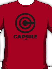 Capsule Corp. - DBZ Cosplay - Trunks T-Shirt