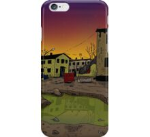 The spirit of Godzilla iPhone Case/Skin