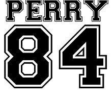 KATY PERRY JERSEY by katkouture