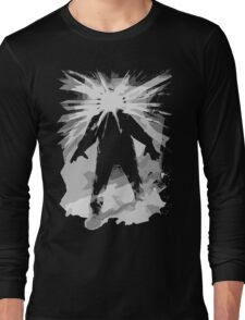 Man is the warmest place to hide ... Long Sleeve T-Shirt