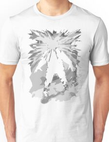 Man is the warmest place to hide ... Unisex T-Shirt