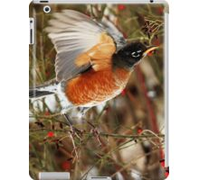 A Robin Feast iPad Case/Skin