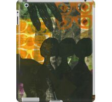 Mr Magic-We Have Your Back iPad Case/Skin