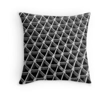 Grate Throw Pillow