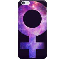 FEM GALAXY iPhone Case/Skin
