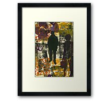 The Man God Called YOU to Be Framed Print