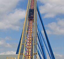 Nitro, Six Flags Great Adventure by coasterfan94