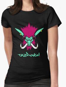Tazdingo! Sen'Jin Womens Fitted T-Shirt