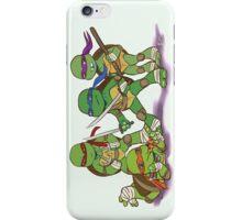 Little Mutant Ninja Turtles iPhone Case/Skin