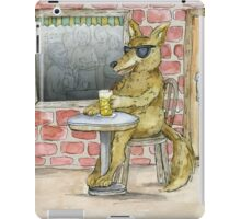 Bob Orders a Salty Dog iPad Case/Skin