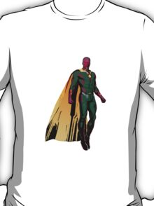 Avengers: Age of Ultron - The Vision - Variant 2 T-Shirt
