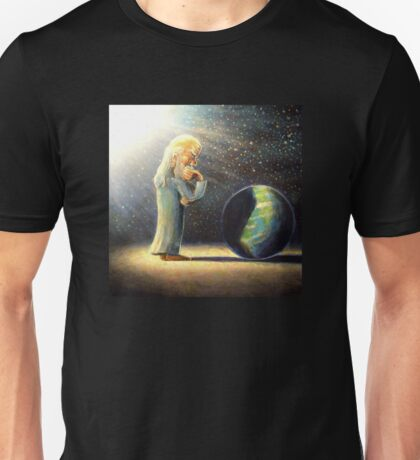 THE ATHEIST Unisex T-Shirt