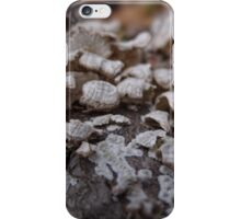 Natures textures iPhone Case/Skin