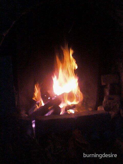 Open Fire by burningdesire