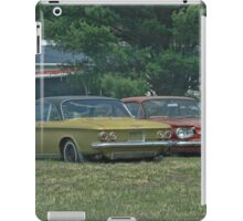 A look back into yesteryear iPad Case/Skin
