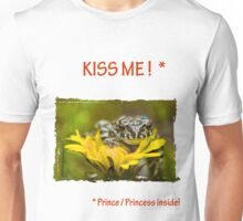Kiss Me 2  Unisex T-Shirt