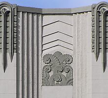 art deco by Christopher Biggs
