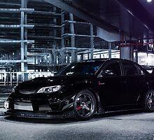 Subaru WRX STI by halcyonphoto