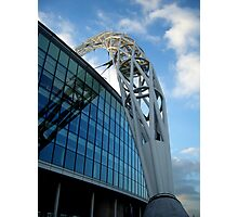 Wembley Arch Photographic Print