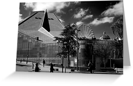 Urbis Manchester by Stephen Knowles