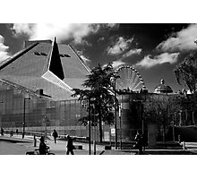 Urbis Manchester Photographic Print