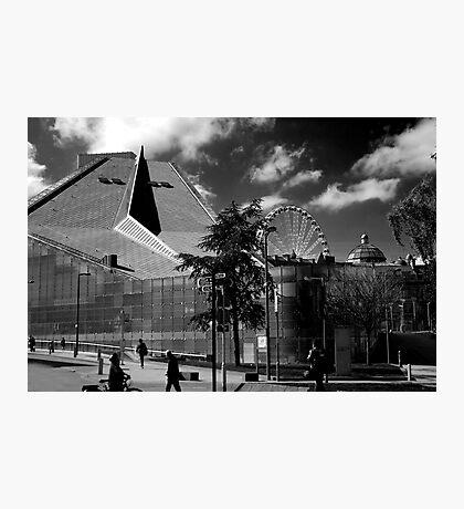 Urbis Manchester Photographic Print