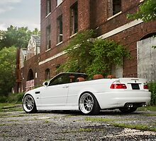 BMW E46 M3 Vert by halcyonphoto