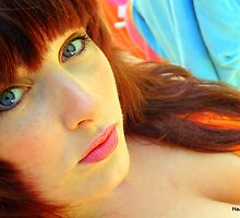 Look In To My Eyes... by Hazel Dean