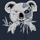 Koala Bear Terminator by Andrei Verner