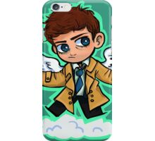Floating Angel! iPhone Case/Skin