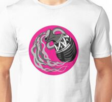 AQUARIOUS PINK MOON  Unisex T-Shirt