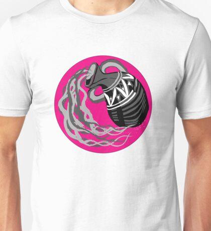 AQUARIOUS PINK MOON  Unisex T-Shirt