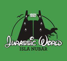 Jurassic World Disney Castle (BLACK) Kids Clothes