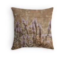 Grasslands Throw Pillow