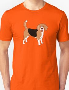 Beagle Dog Unisex T-Shirt