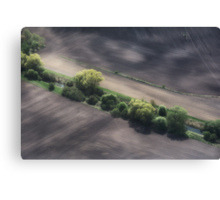 Spring Countryside Canvas Print