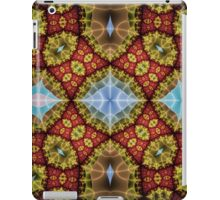 A Stained Glass Window iPad Case/Skin
