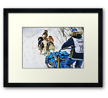 """On A Quest"" Framed Print"