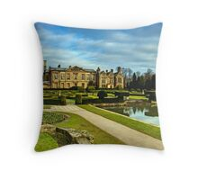 Coomb Abbey 1 Throw Pillow